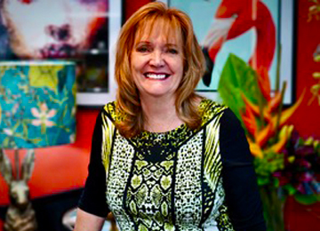 Photo of Gill Donnell.