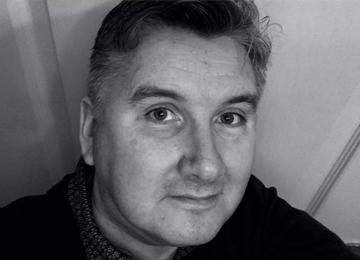 Photo of Glyn Coy.