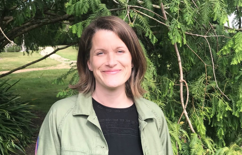 Photo of Madeleine Bertorelli, Wessex Museums Creative Programmes Producer
